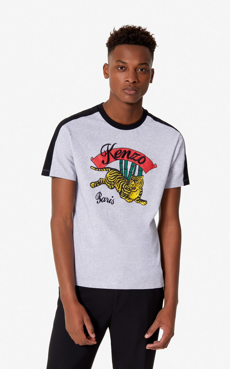 d76fbbf0b5 Bamboo Tiger' t-shirt for OUTLET Kenzo | Kenzo.com