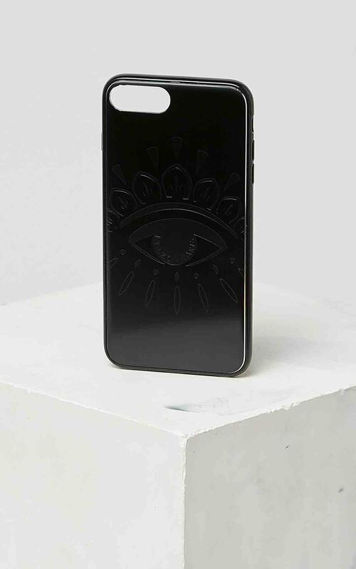 BLACK Eye iPhone 7+/8+ case for unisex KENZO