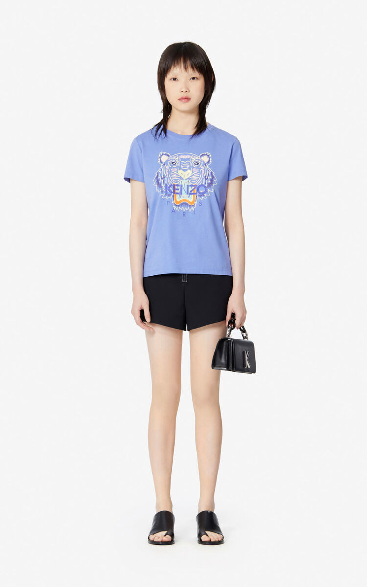 WISTERIA Tiger t-shirt for women KENZO