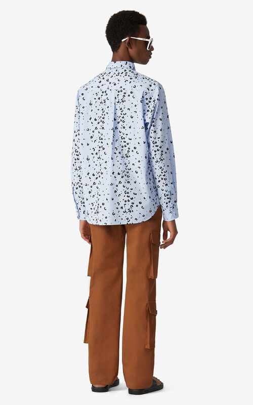 LAVENDER Casual shirt for men KENZO