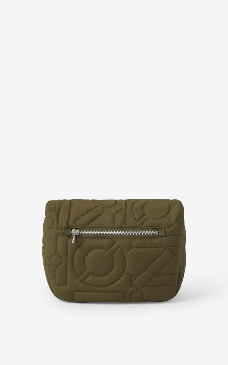 FERN Arctik small messenger bag for women KENZO