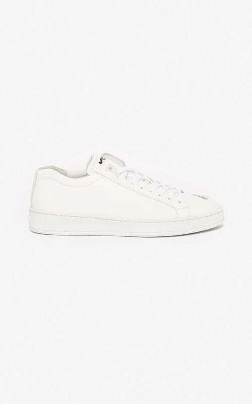 WHITE 'Chinese New Year Capsule' 'Kung Fu Rat' Tennix trainers for women KENZO