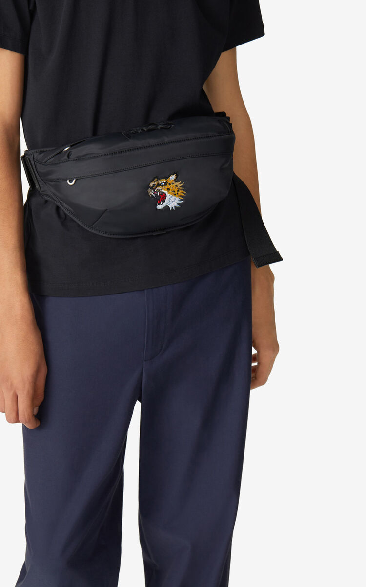 BLACK KENZO x KANSAIYAMAMOTO  belt bag for women