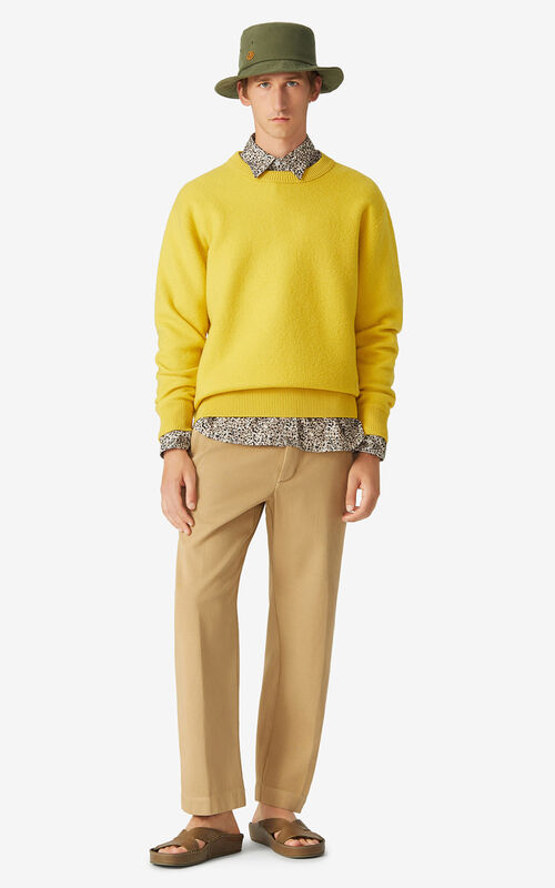 LEMON K wool jumper for men KENZO
