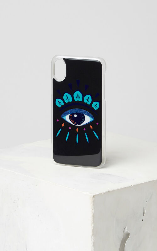 CYAN iPhone X Eye Case for unisex KENZO