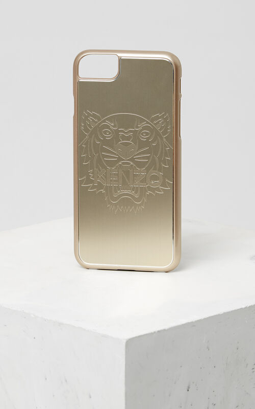 GOLD Tiger iPhone 7+ case for unisex KENZO