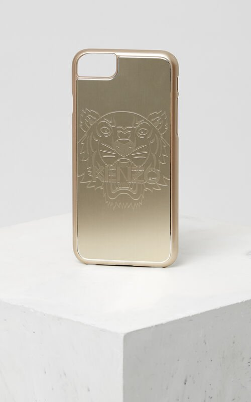 GOLD Tiger iPhone 7+/8+ case for unisex KENZO
