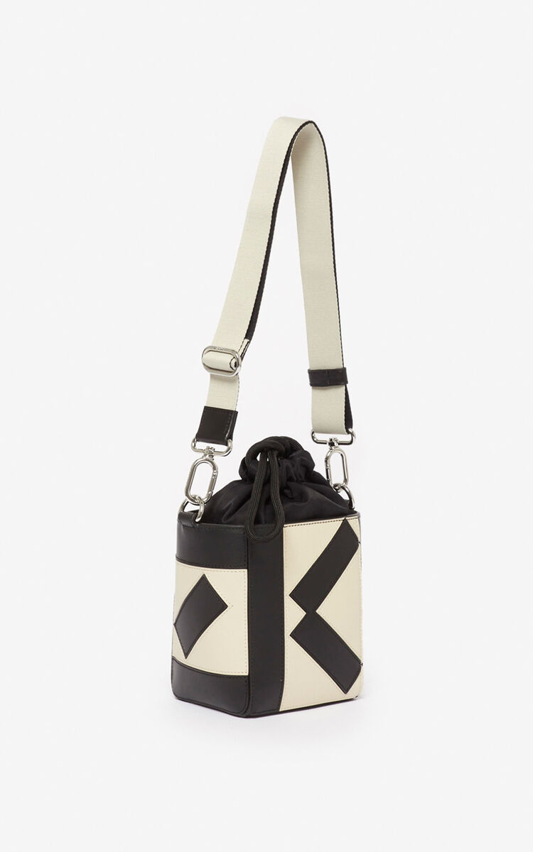 OFF WHITE Kube Nano Tote Bag for unisex KENZO
