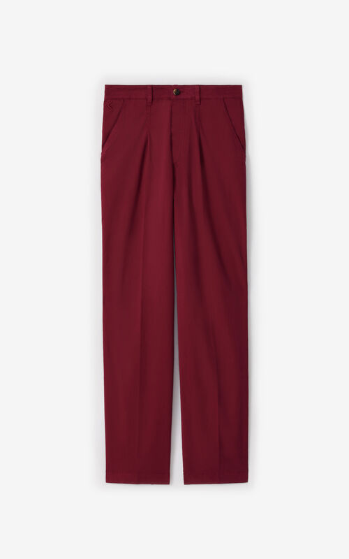CARMINE Chino trousers for unisex KENZO