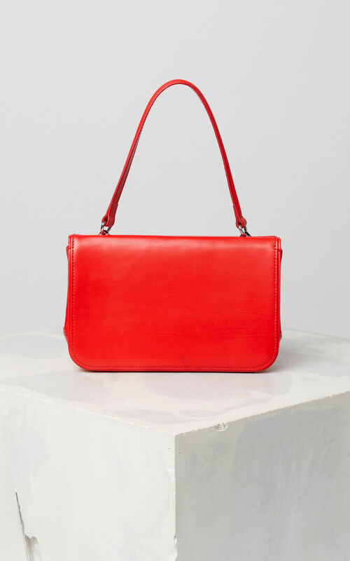 MEDIUM RED Kyoto handbag for unisex KENZO