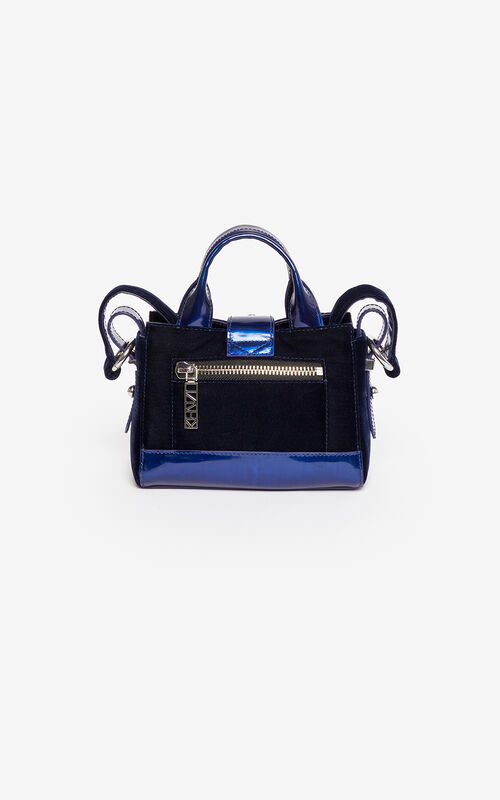 MIDNIGHT BLUE Micro Kalifornia handbag for women KENZO