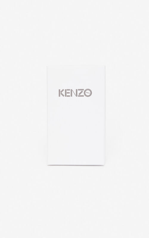 SILVER iPhone XS Max case for unisex KENZO