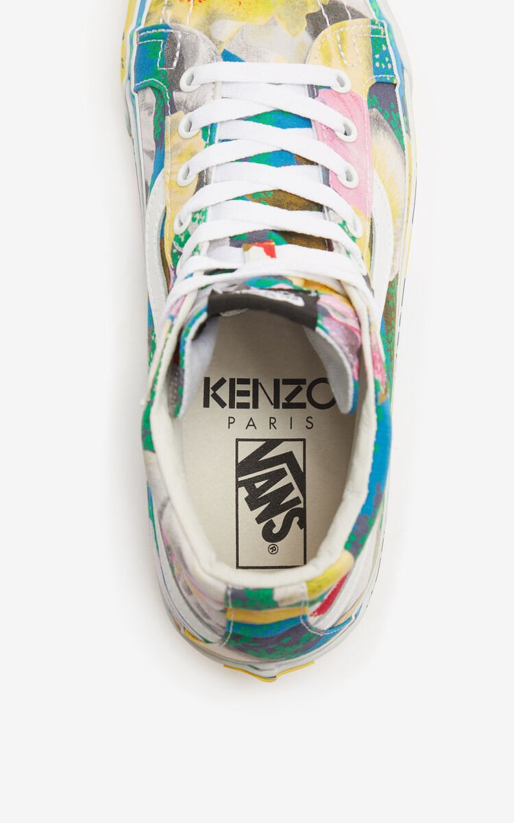 LEMON SK8-Hi 'Tulipes' KENZO/VANS sneakers  for global.none