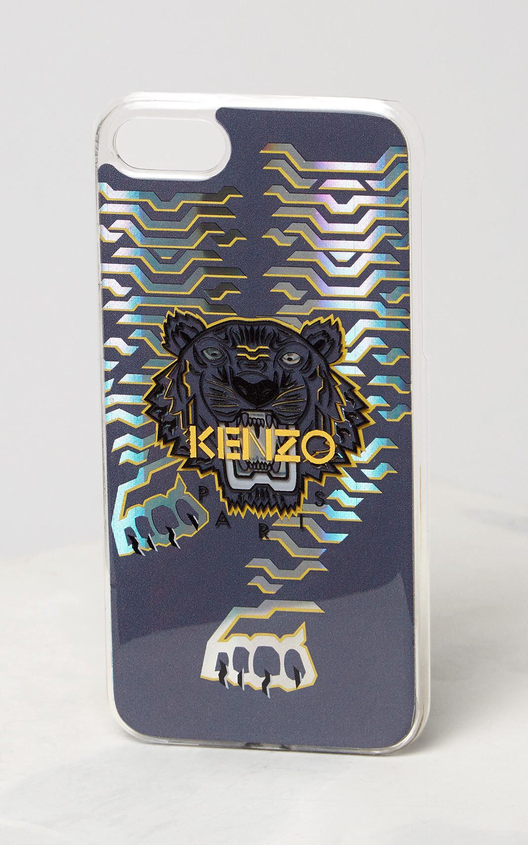 GOLD Geo Tiger iPhone 7/8 case for unisex KENZO