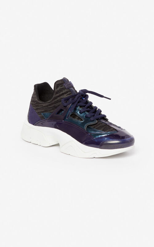 NAVY BLUE Sonic sneakers for unisex KENZO