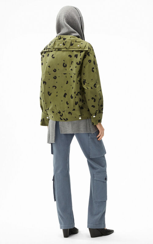 OLIVE Printed blouson for women KENZO