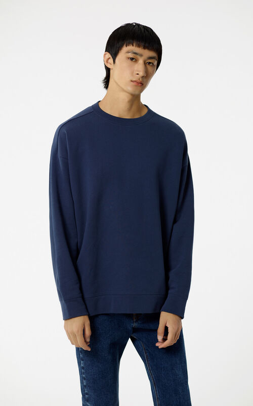 INK Oversized 'KENZO Paris' sweatshirt for men