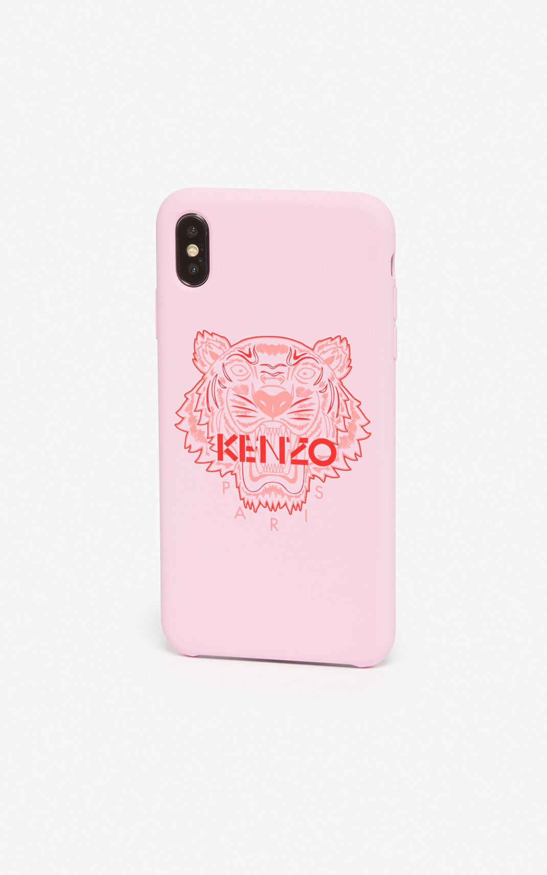 coque iphone 8 plus kenzo transparente