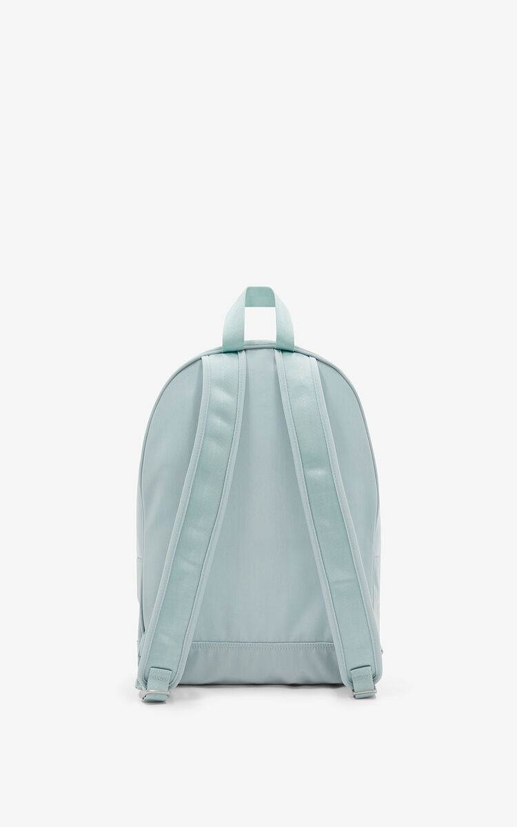 SAGE GREEN Kampus Tiger backpack for women KENZO