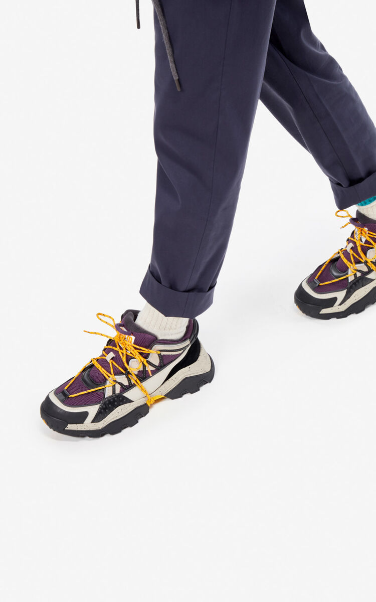 BLACKCURRANT Inka sneakers for unisex KENZO