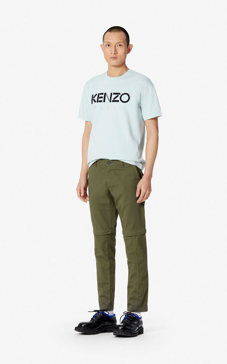 TEA GREEN KENZO Paris T-shirt for men