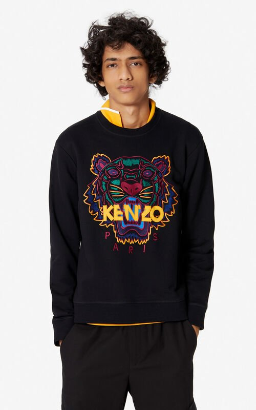 8de79f90 Sweatshirts & Hoodies for Men | KENZO.com