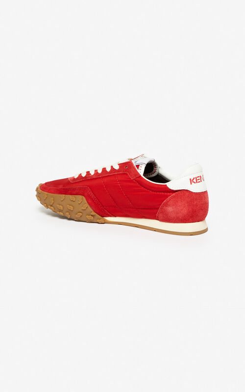 MEDIUM RED KENZO MOVE Sneaker for women