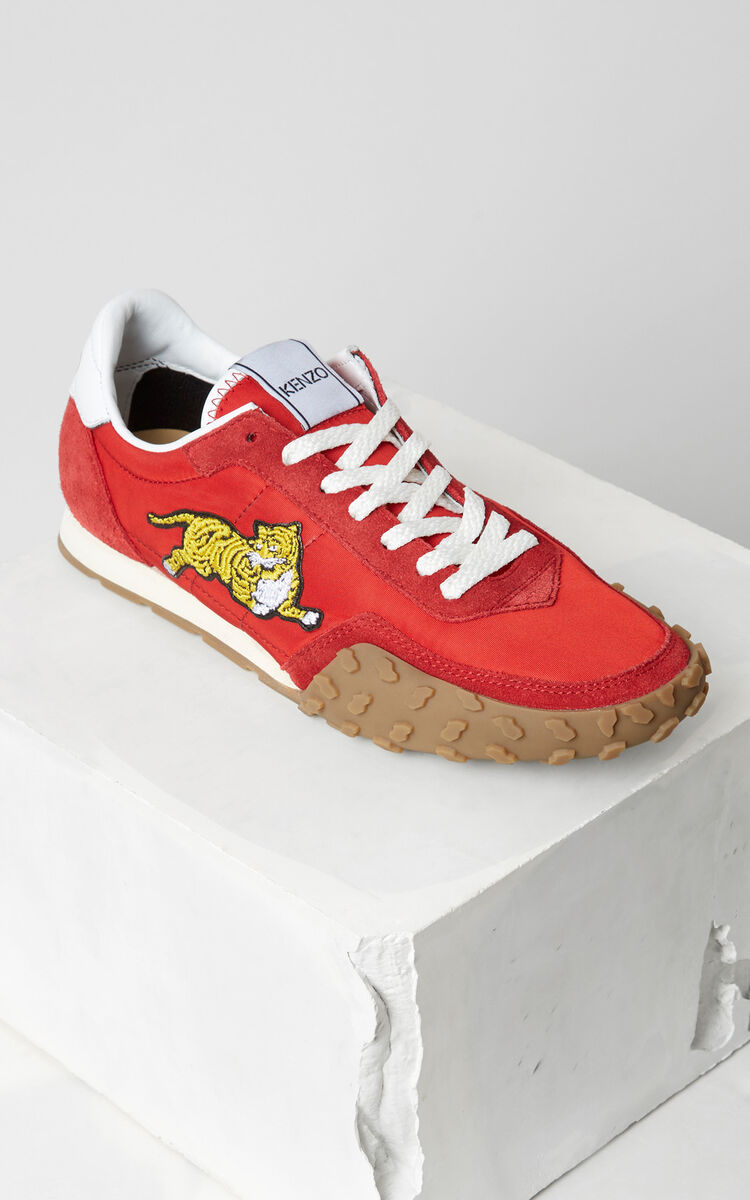MEDIUM RED KENZO Move Sneaker for men