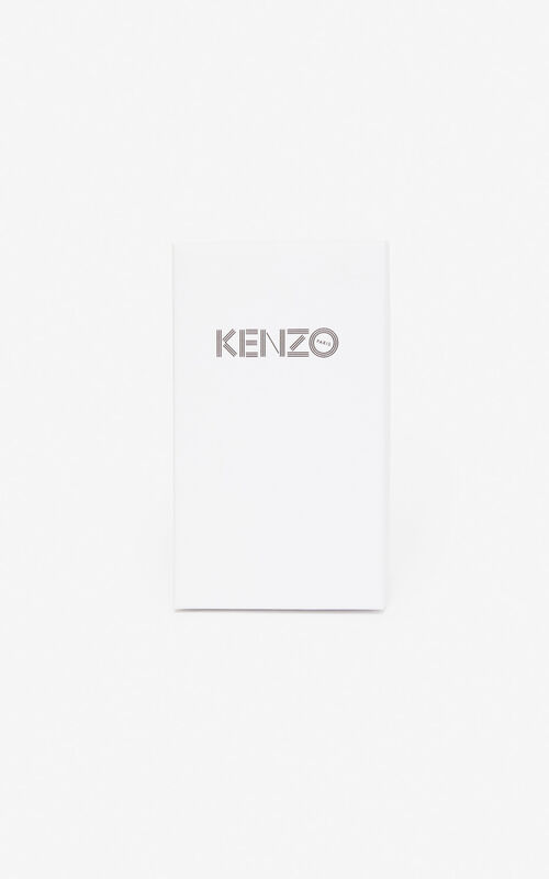 WHITE iPhone XS Max Tiger case for unisex KENZO