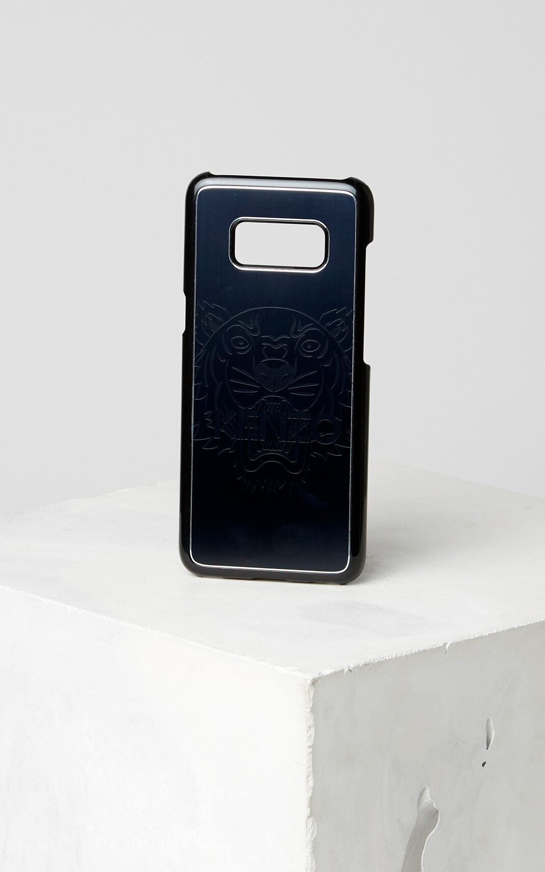 BLACK Tiger case for Galaxy S8 for unisex KENZO