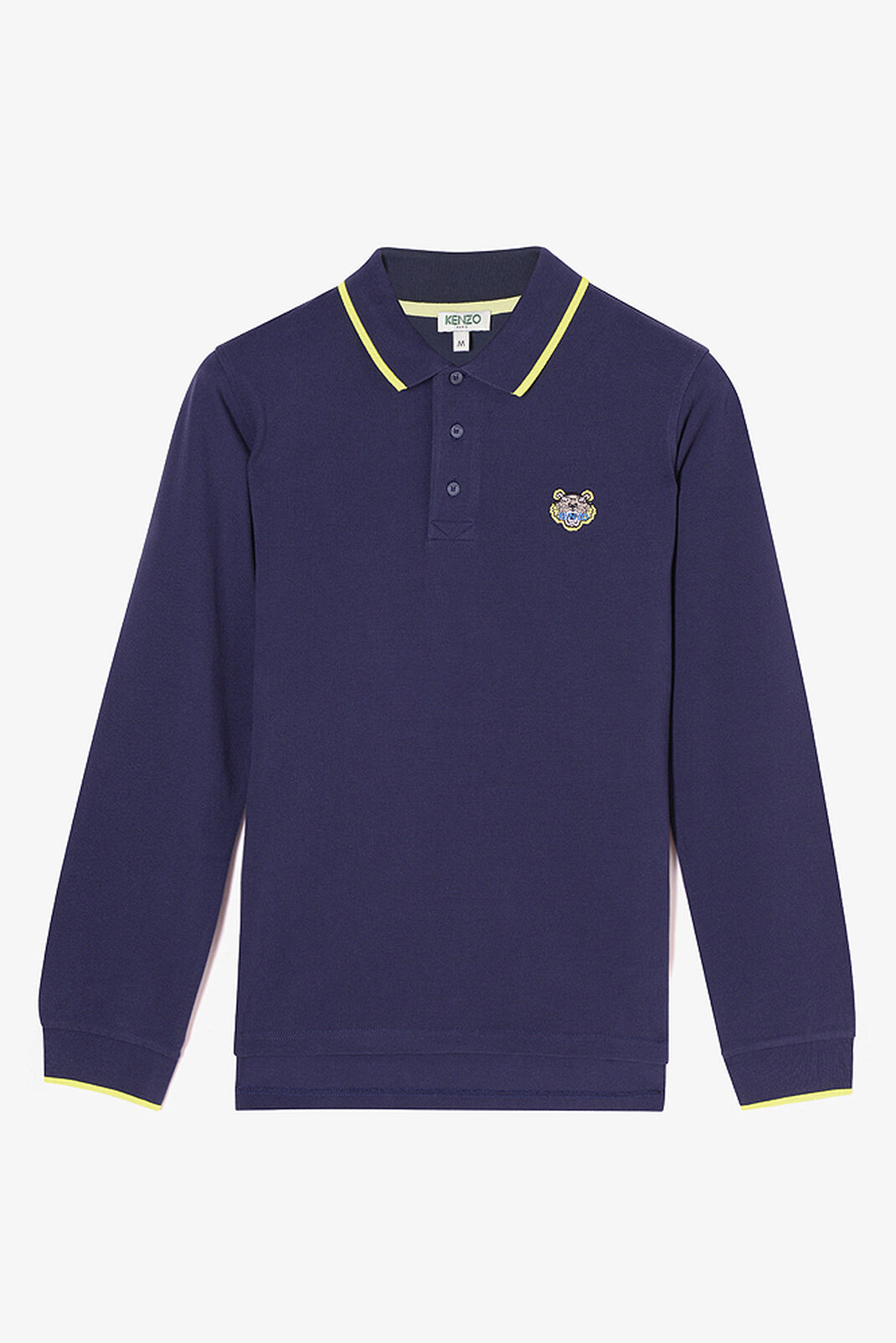 INK Long Sleeve Polo for men KENZO