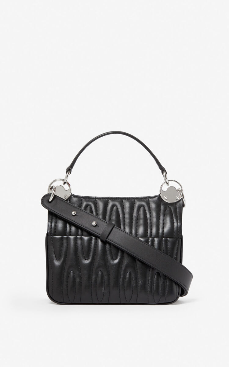 BLACK TALI crossbody bag for men KENZO
