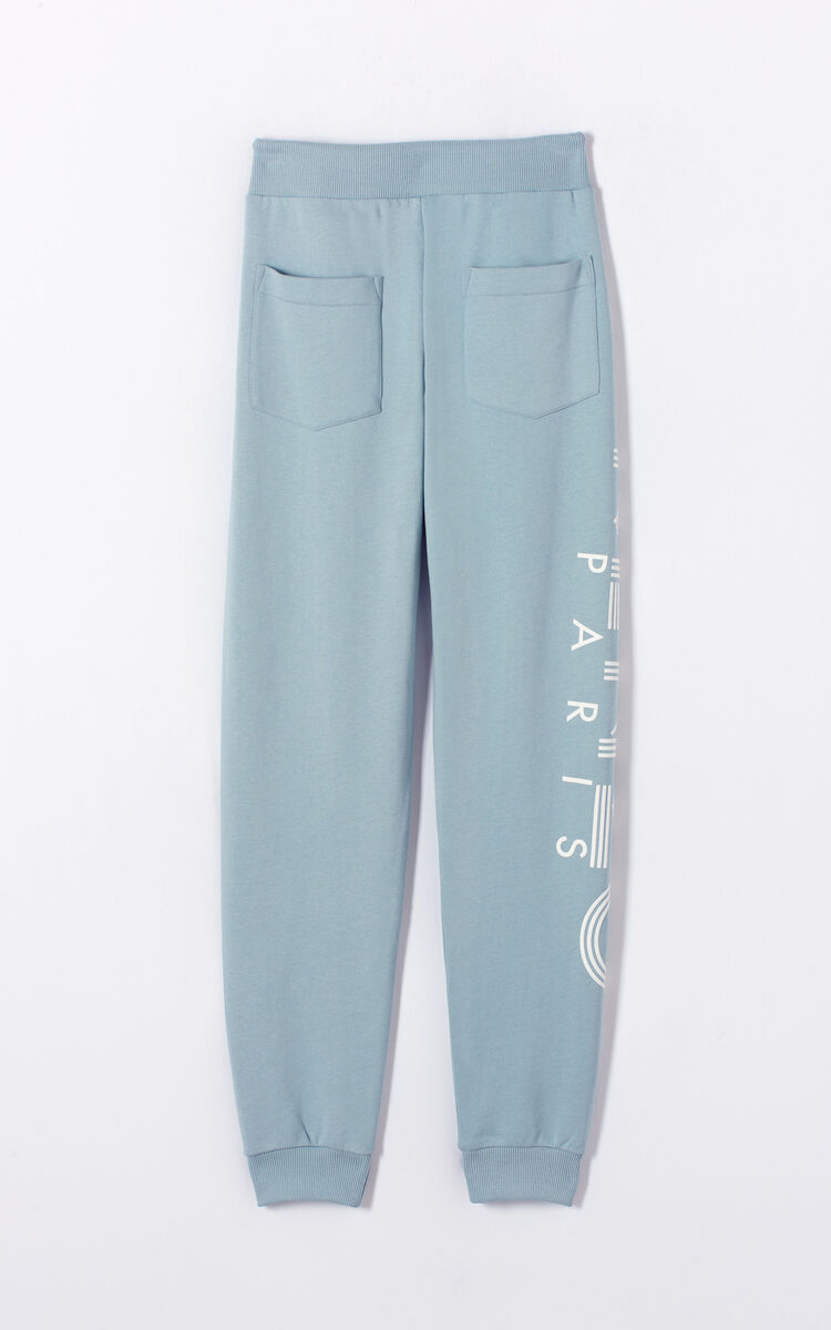 GLACIER KENZO Logo jogging trousers for women