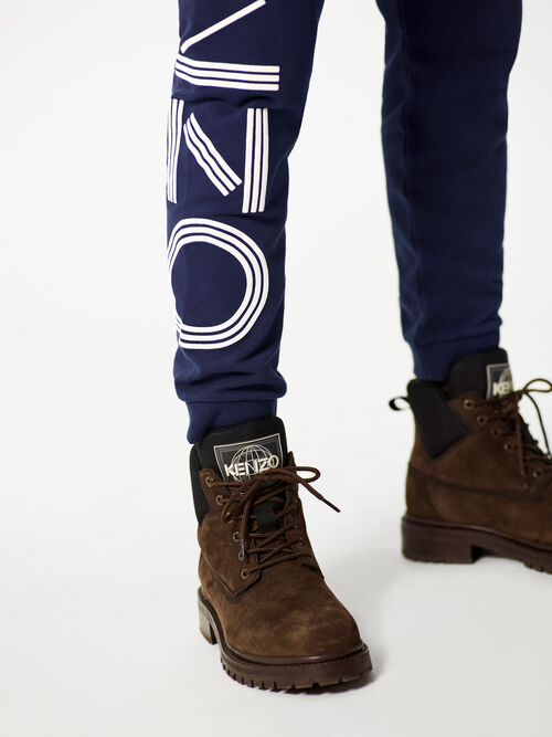 INK Joggers with KENZO logo for men