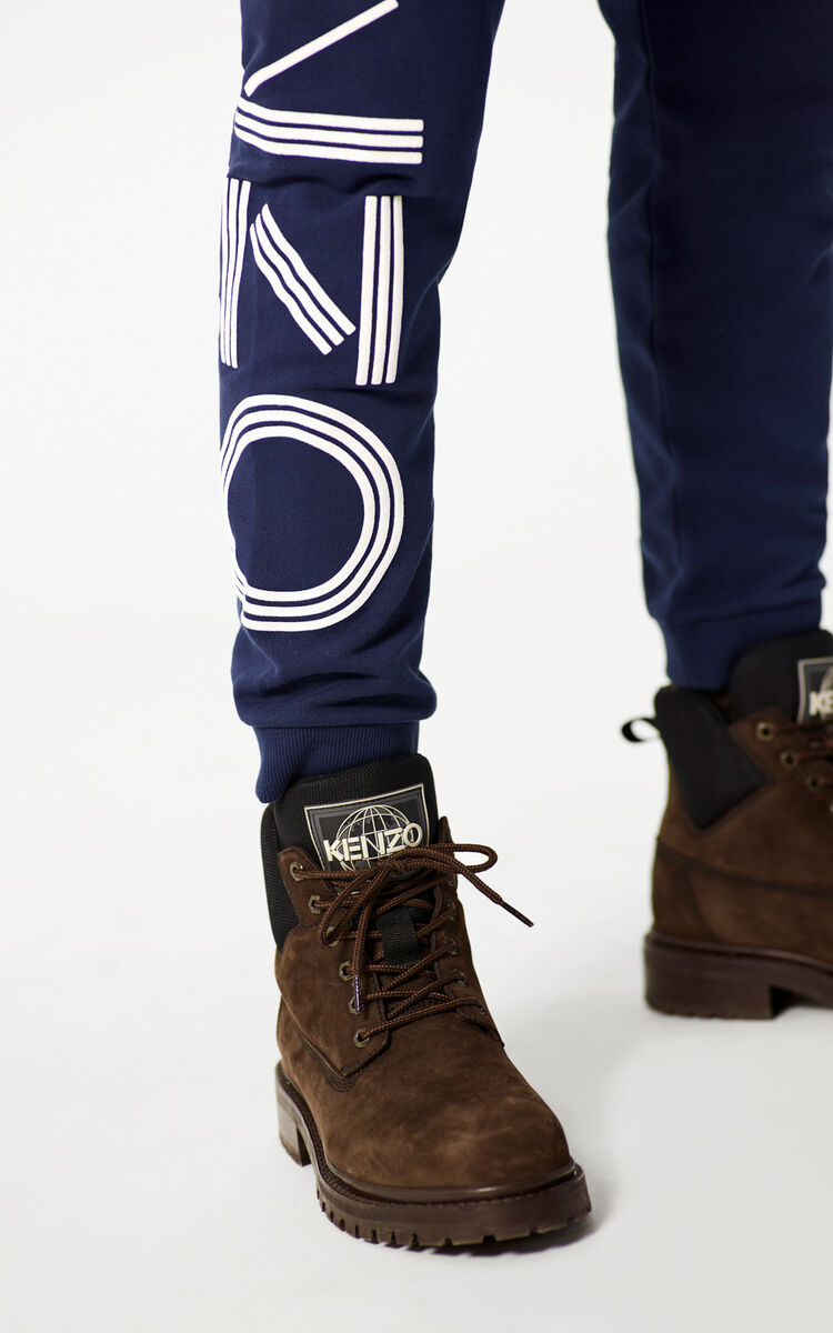 INK KENZO Logo sweatpants for men