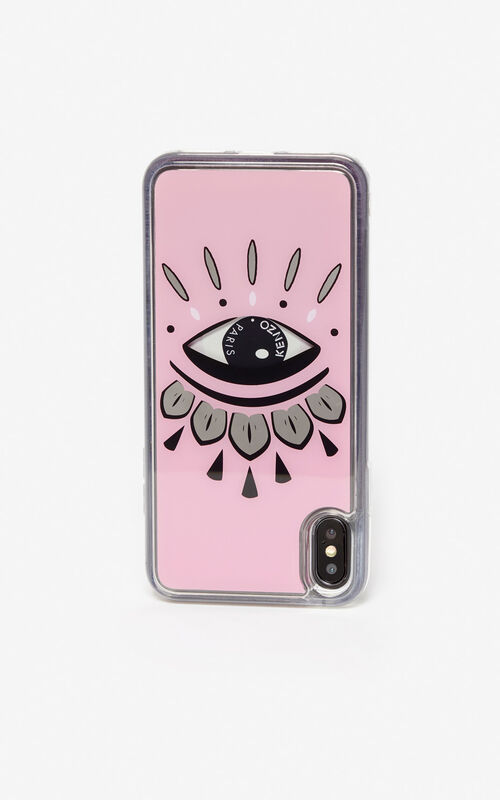 BEGONIA Eye case for iPhone XS Max for women KENZO