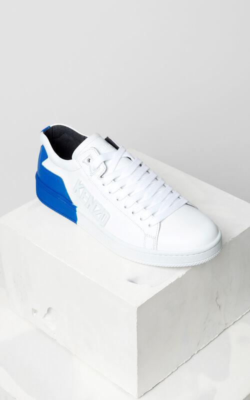 FRENCH BLUE Tennix Sneakers for men KENZO