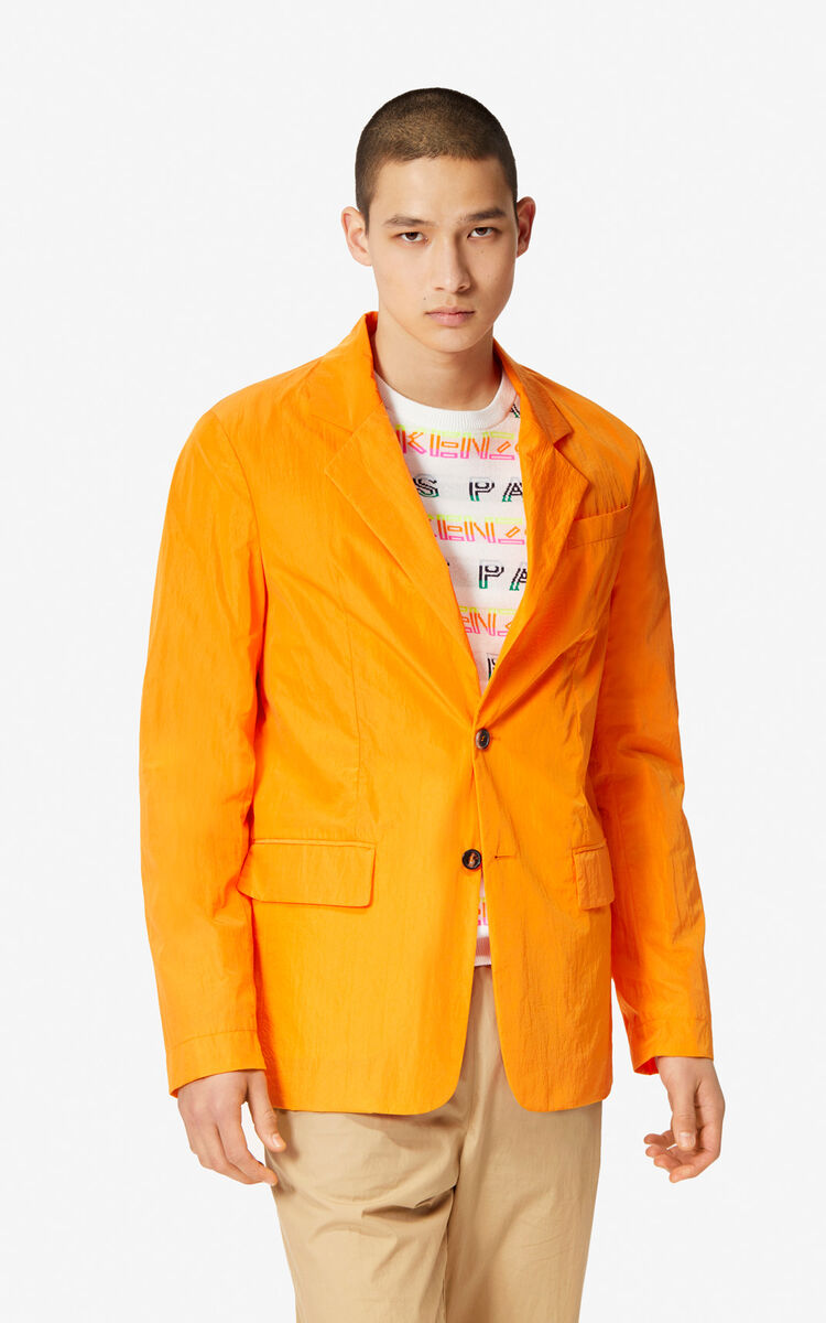 MEDIUM ORANGE Lightweight jacket for women KENZO