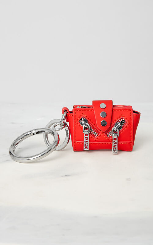 Mini Kalifornia Key Ring, FIRE, KENZO