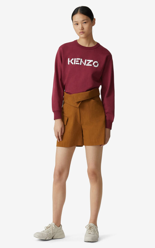 CARMINE KENZO Logo sweatshirt for women