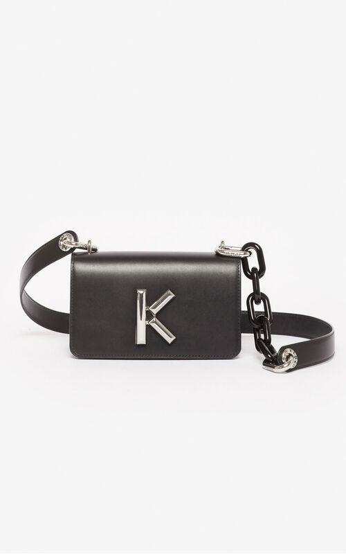 BLACK Kandy bag   for unisex KENZO