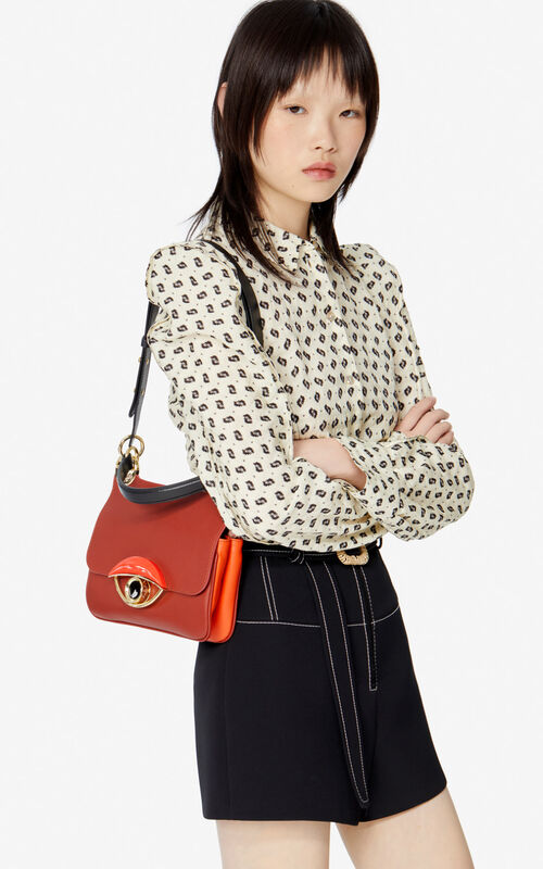 DARK CAMEL TALI crossbody bag for women KENZO