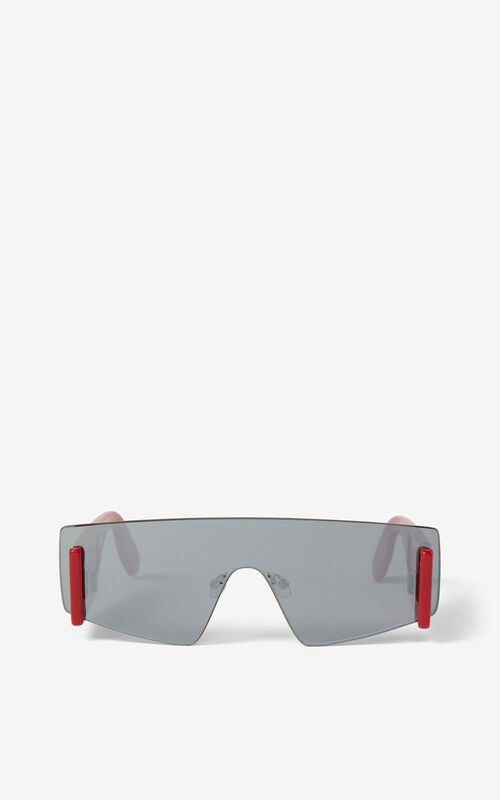 MEDIUM RED Sunglasses for unisex KENZO