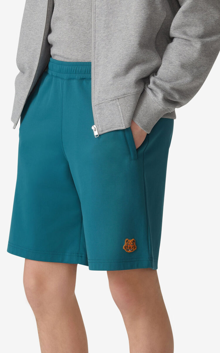 DUCK BLUE Shorts for men KENZO