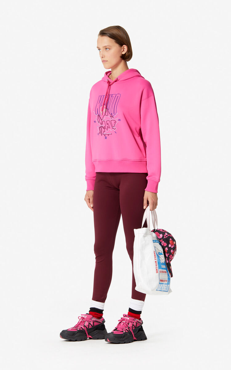 BEGONIA 'KENZO Mountain' hoodie for women