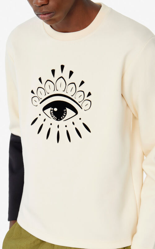 ECRU Eye sweatshirt for women KENZO