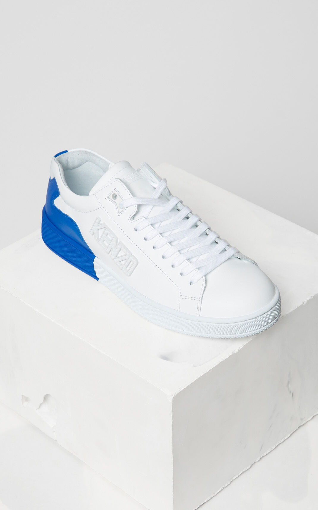 DEEP SEA BLUE Tennix sneakers for women KENZO