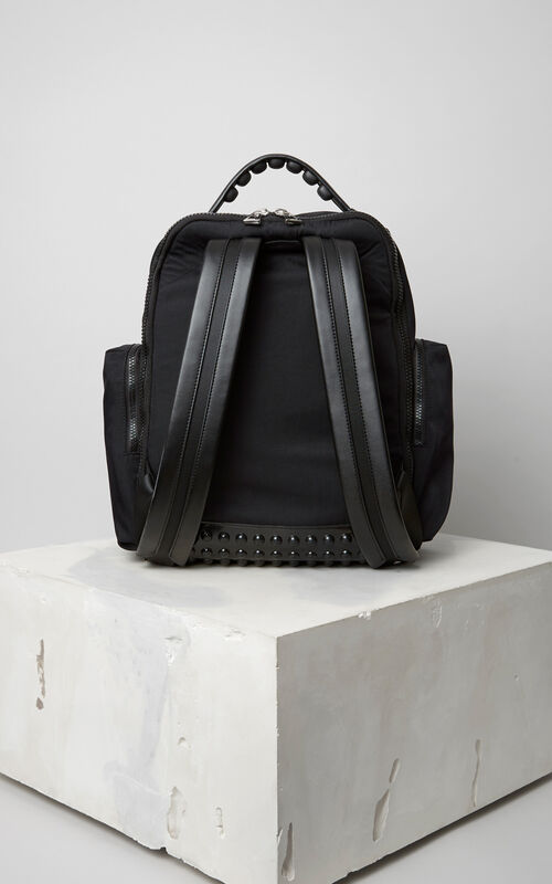 BLACK Tarmac Backpack for unisex KENZO