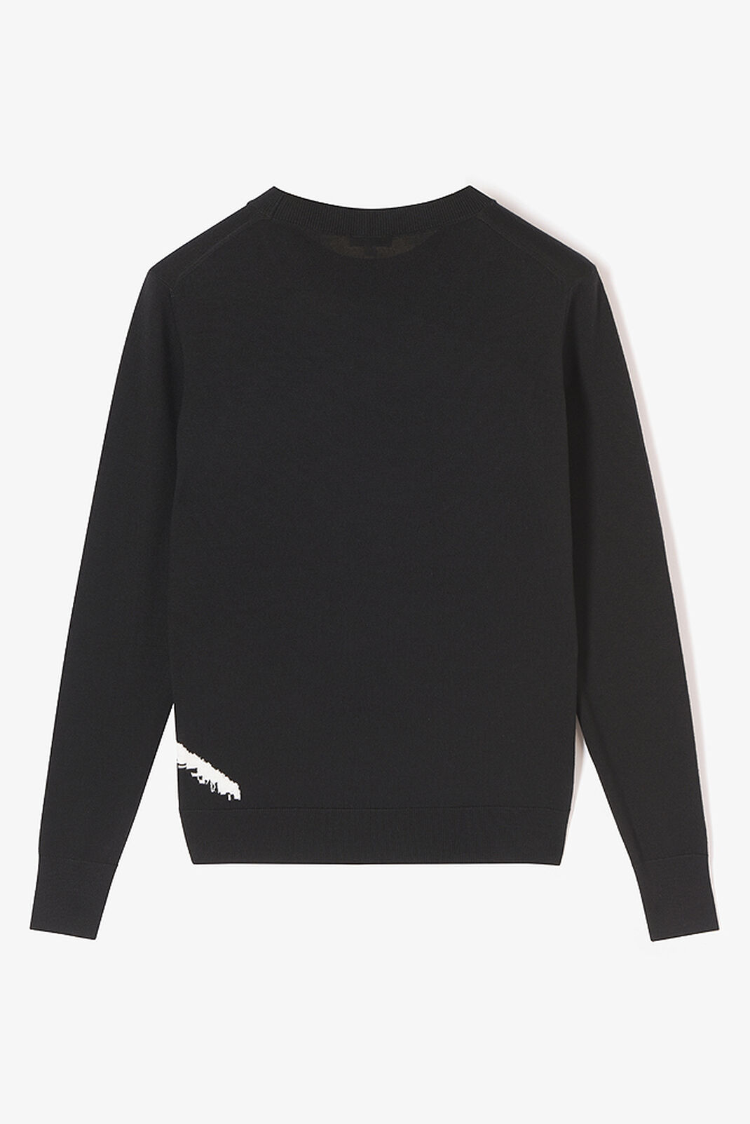 BLACK KENZO Signature sweater for women