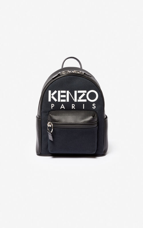 dd7f5dbf4c5 BLACK KENZO Kombo backpack for women ...